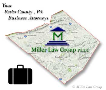 Berks County Business Attorneys Graphic